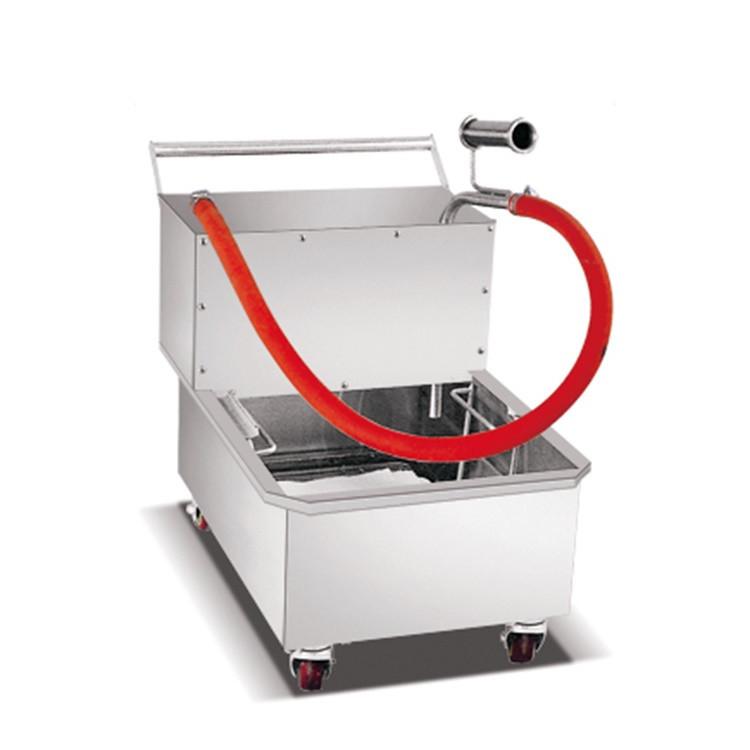 Фильтр для очистки фритюрного масла