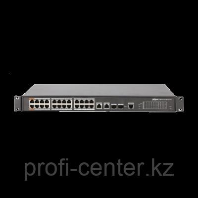 PFS4226-24ET-360 24-портовой коммутатор PoE Управляемый коммутатор PoE уровня 2