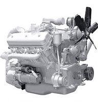 Двигатель ЯМЗ-236НД-4