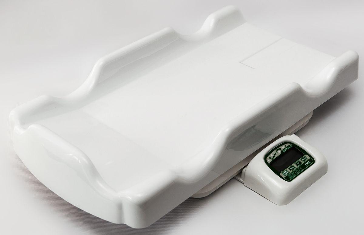 Весы с ростомером для младенцев Малыш ВЭНд-01-15-С