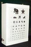 Осветитель таблиц для исследования остроты зрения ОТИЗ-40-01 исп 1