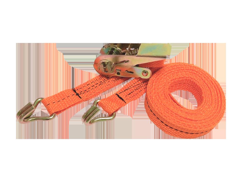 Ремень крепёжный (с храповым механизмом (Длина 3,7м.)