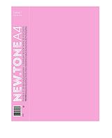 """Папка пластиковая """"Hatber Premium"""", А4, 600мкм, 20 вкладышей, 14мм, серия """"NT Pastel - Пион"""""""