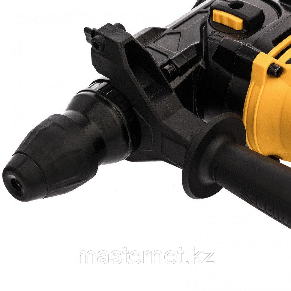 Перфоратор электрический RHV-1250-30, SDS-plus, 1250 Вт, 5 Дж, 3 плюс 1 реж.// Denzel - фото 3