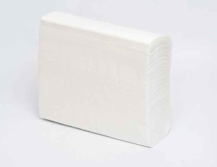 Бумажные полотенца z-укладкой