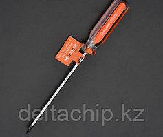 Отвертка крестовая PH0Х100mm HARDEN 550224