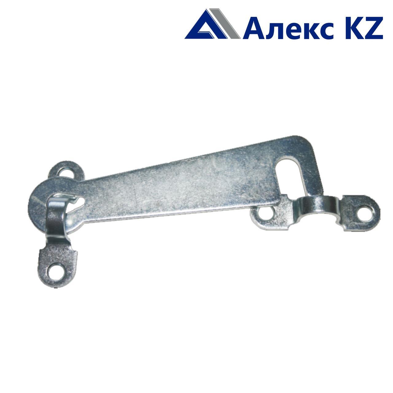 Крючок дверной КД-75 цинк