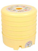 Сушилка Суховей МП5 для овощей и фруктов (электросушилка 5 поддонов)