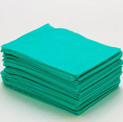 Одноразовая нестерильная пеленка 70х80 (пл.25), фото 2