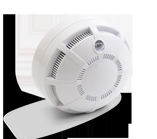 Рубеж ИП 212-45 Извещатель пожарный дымовой оптико-электронный точечный