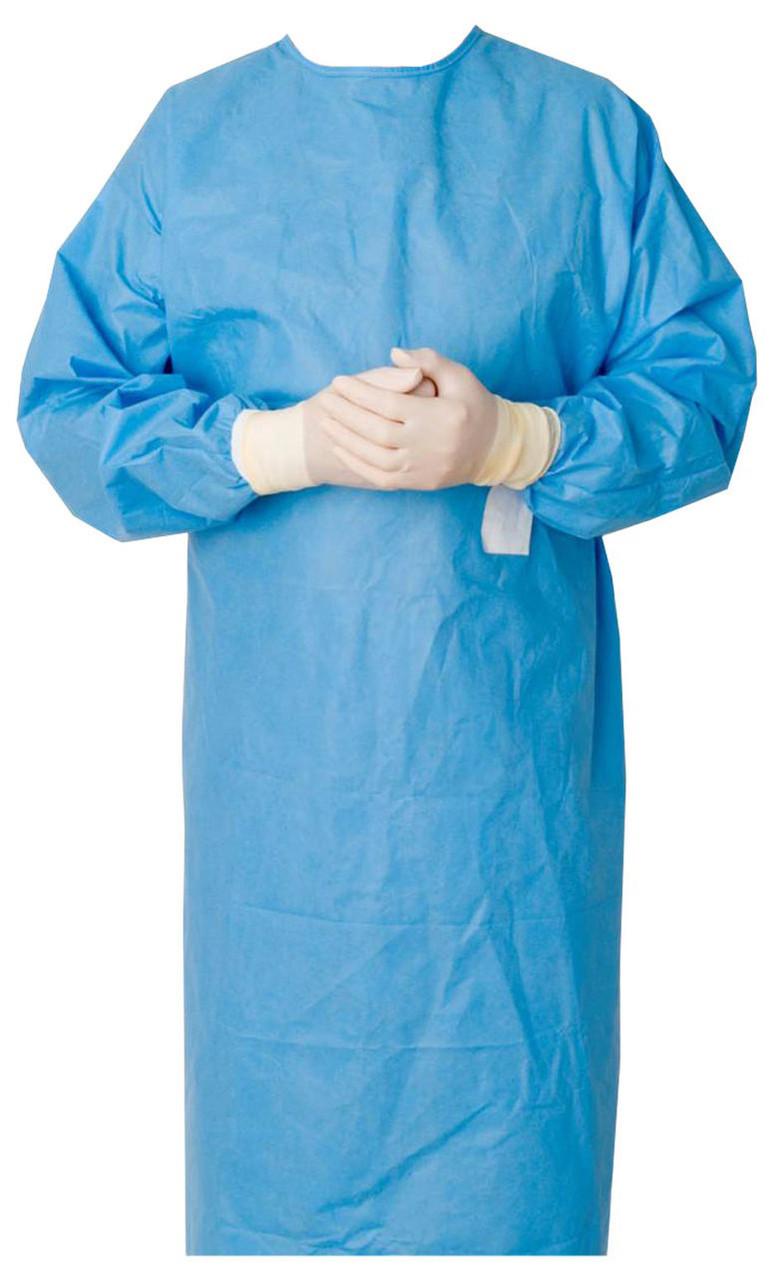 Стерильный халат операционный