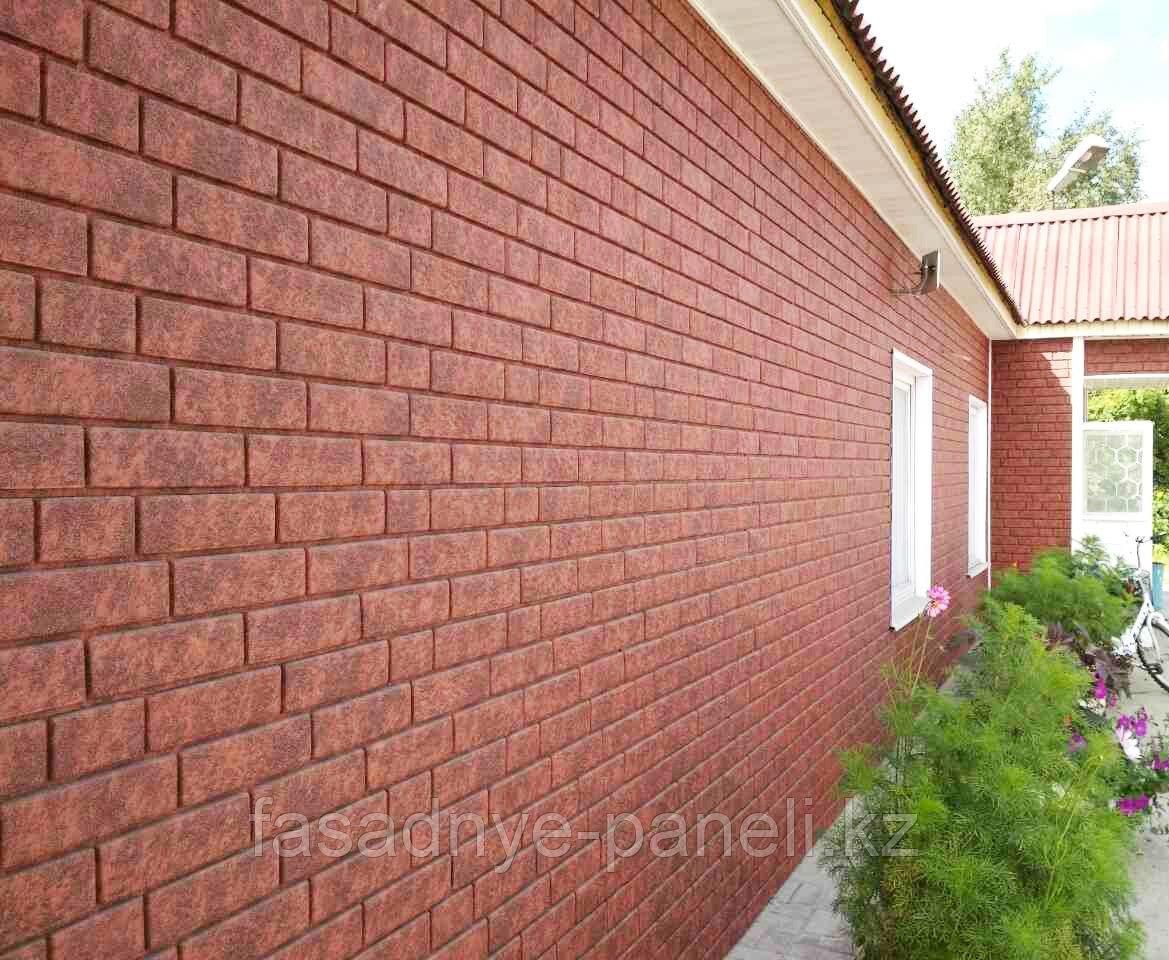 Пластиковый сайдинг.фасадные панели - фото 2