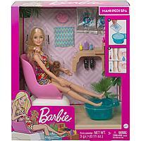 Набор игровой Барби для маникюра и педикюра GHN07