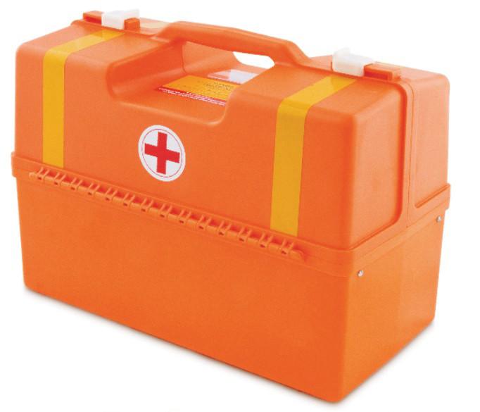 Укладка врача скорой медицинской помощи малая (без вложения) 440*252*340мм УМПС-01-П