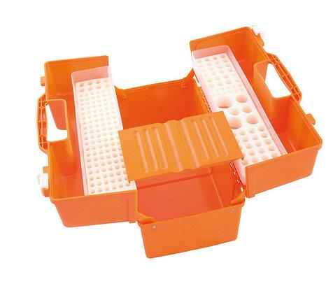 Укладка врача скорой медицинской помощи малая (без вложения) 440*252*340мм УМПС-01-П, фото 2