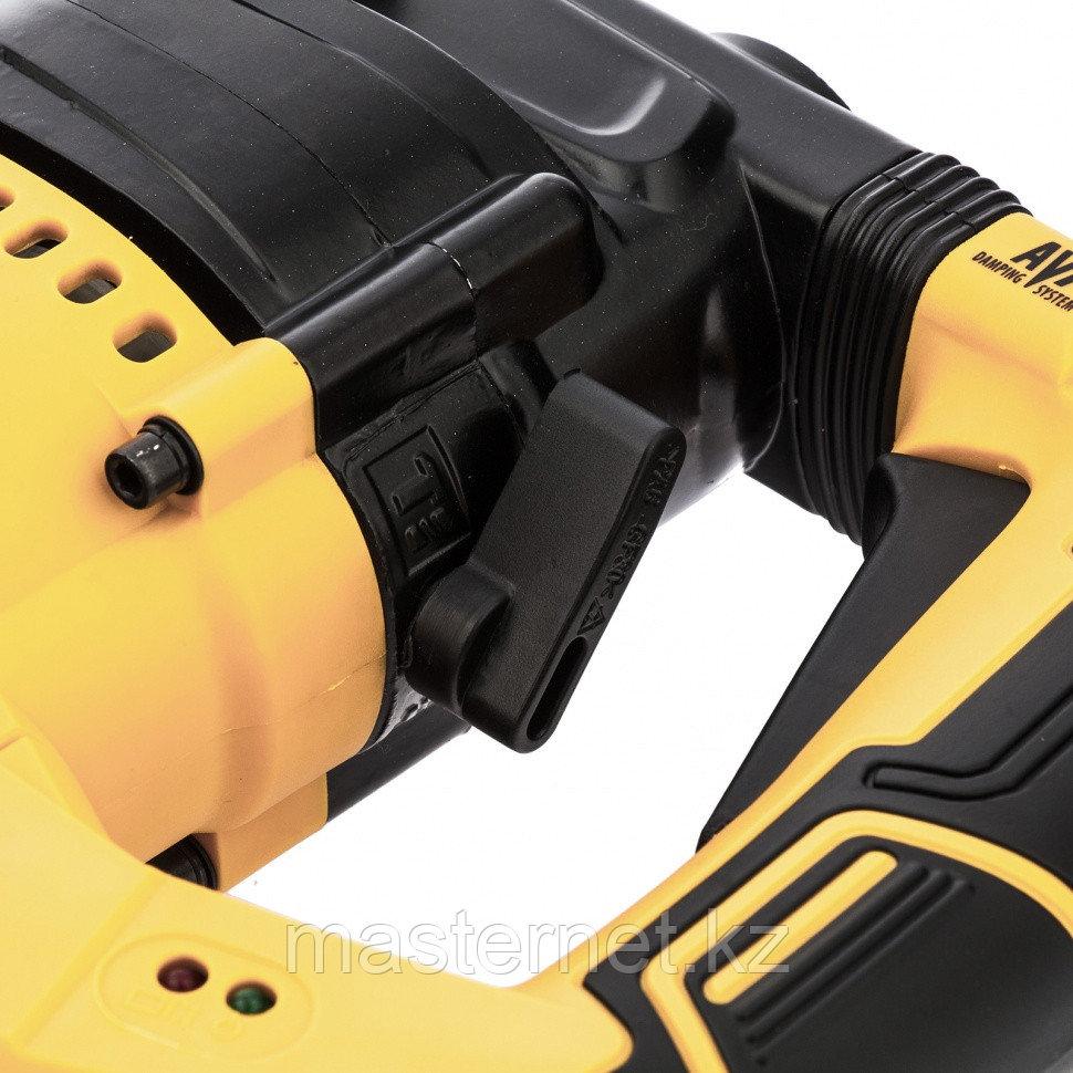 Перфоратор электрический RHV-1100-26, SDS-plus, 1100Вт, 4Дж, 3 реж.// Denzel - фото 3