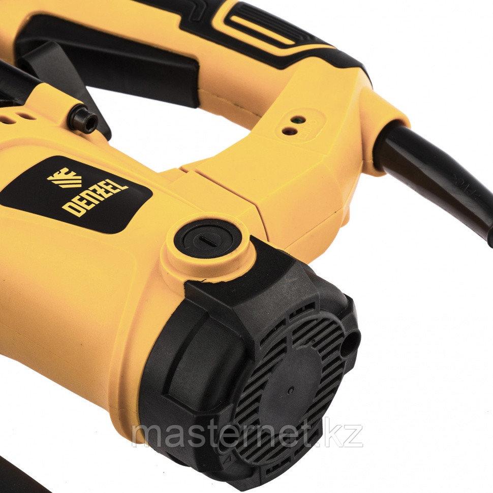 Перфоратор электрический RHV-1100-26, SDS-plus, 1100Вт, 4Дж, 3 реж.// Denzel - фото 4