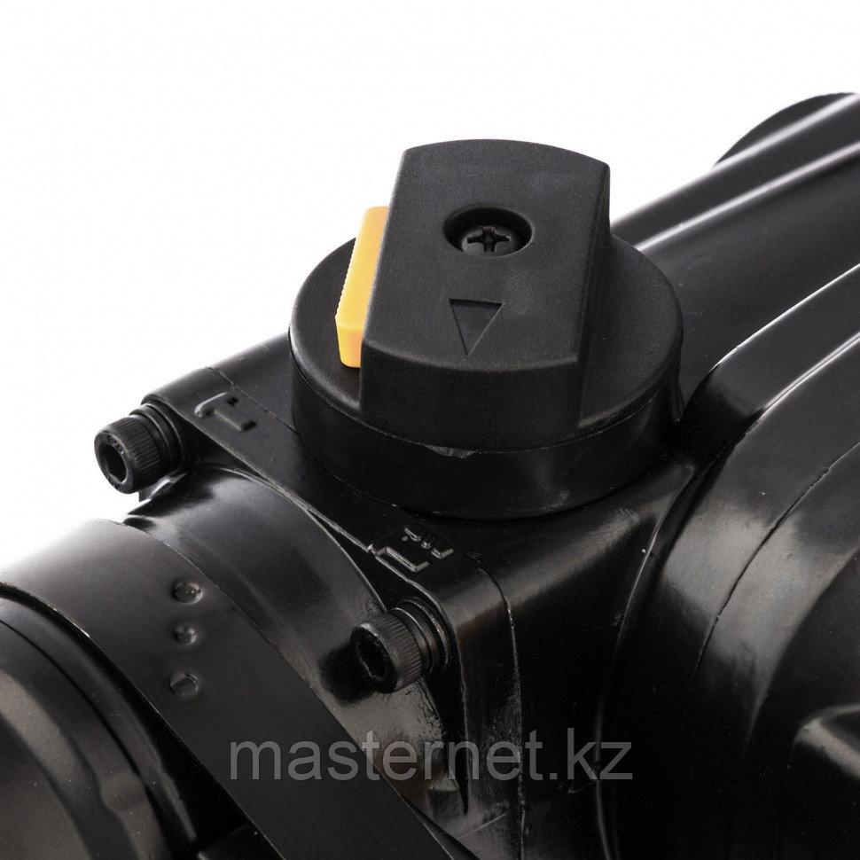 Перфоратор электрический RHV-1100-26, SDS-plus, 1100Вт, 4Дж, 3 реж.// Denzel - фото 5