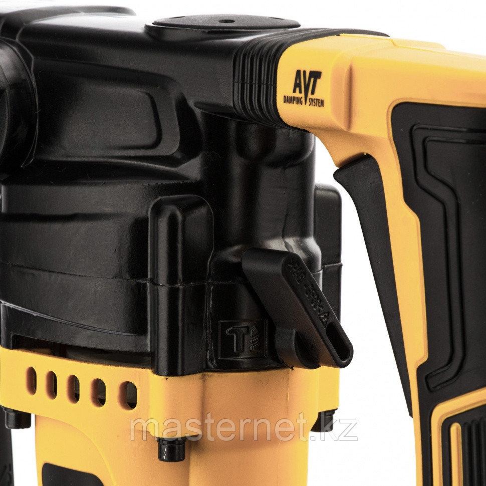 Перфоратор электрический RHV-1100-26, SDS-plus, 1100Вт, 4Дж, 3 реж.// Denzel - фото 7
