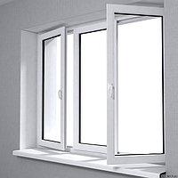 Изготовление и установка металлопластиковых и алюминиевых окон любой сжожности, ламинация под любой цвет