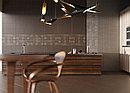 Кафель | Плитка настенная 20х50 Тоскано | Toscano 4 коричневый, фото 2