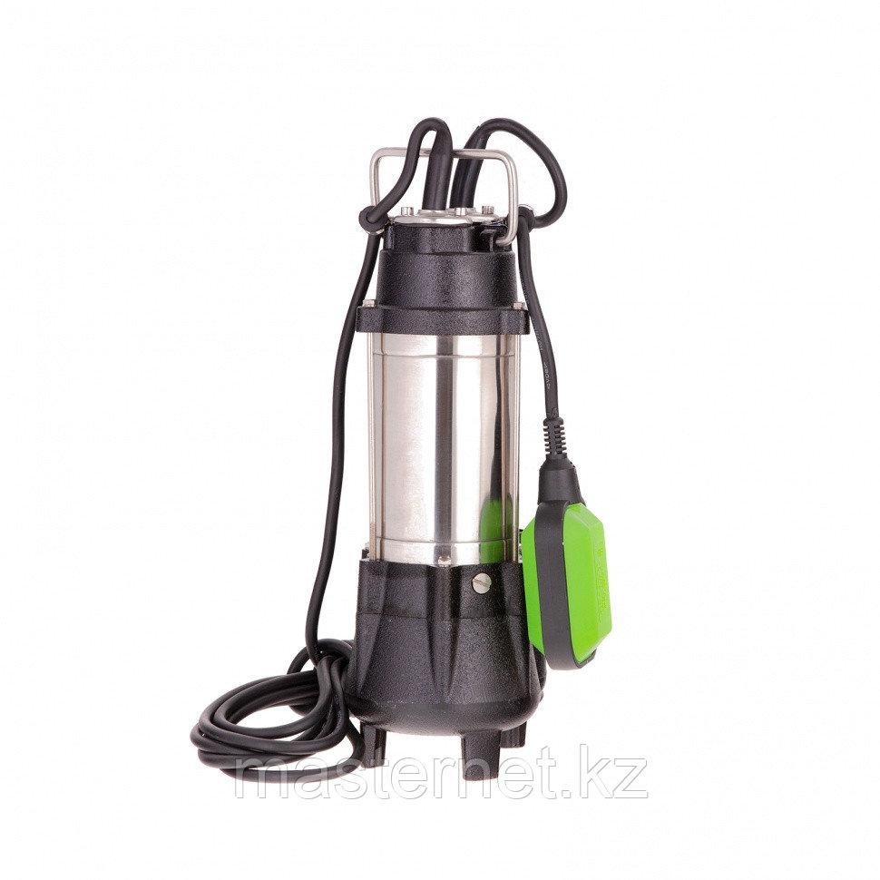 Фекальный насос СФН250, 250 Вт, напор 8 м, 10000 л/ч// Сибртех - фото 2
