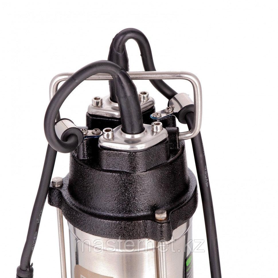 Фекальный насос СФН250, 250 Вт, напор 8 м, 10000 л/ч// Сибртех - фото 5