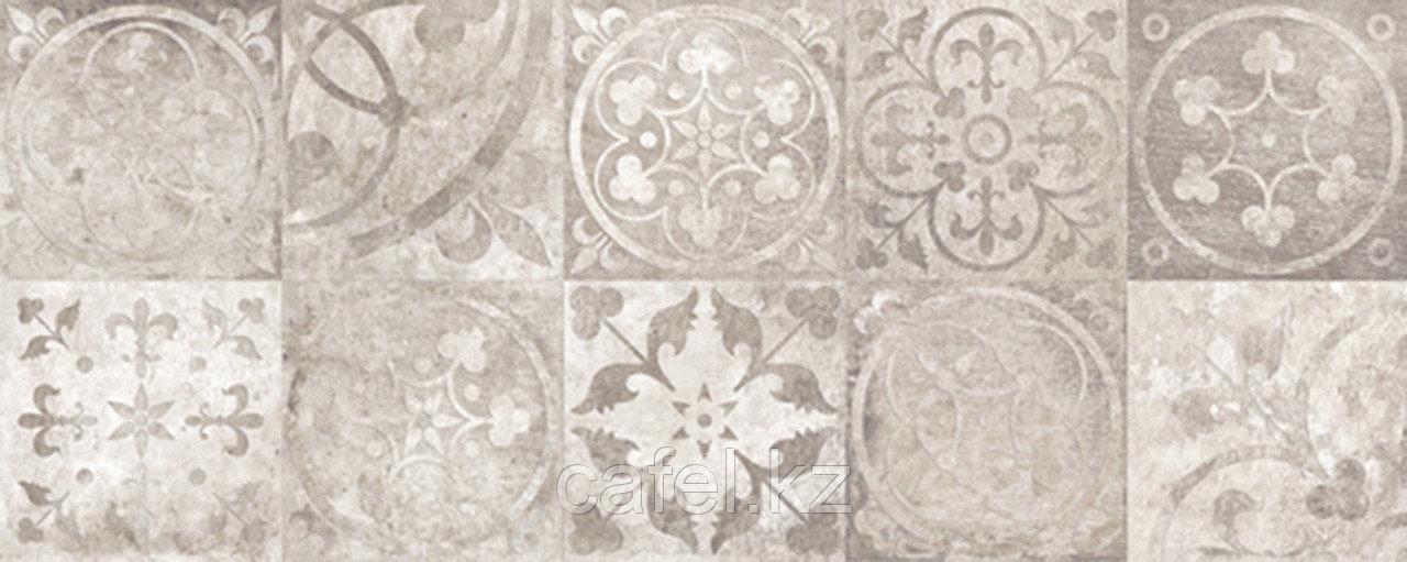 Кафель | Плитка настенная 20х50 Тоскано | Toscano 3Д бежевый панно