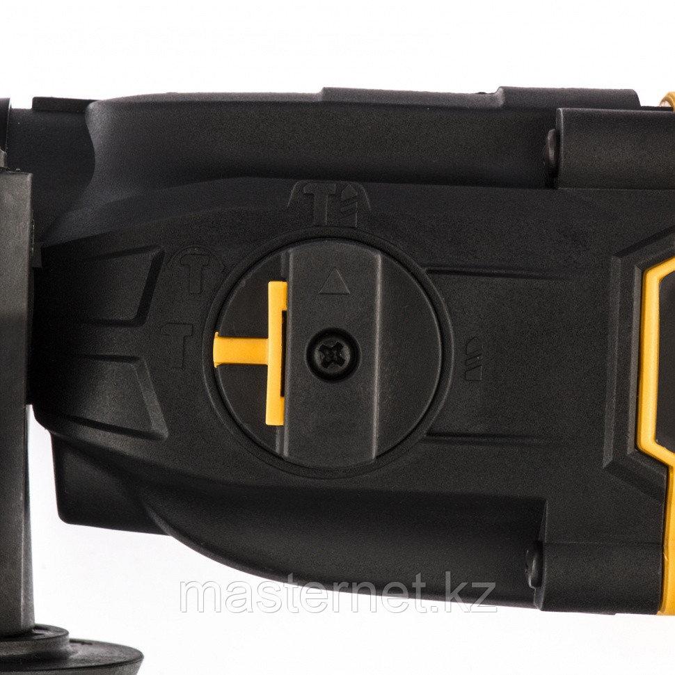 Перфоратор электрический RH-650-18, SDS-plus, 650 Вт, 2,0 Дж, 3 плюс 1 реж.// Denzel - фото 5