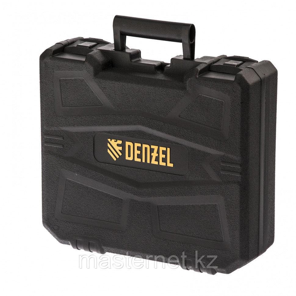 Перфоратор электрический RH-650-18, SDS-plus, 650 Вт, 2,0 Дж, 3 плюс 1 реж.// Denzel - фото 10