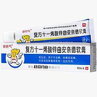 Мазь от грибка стопы и ногтей Фуфан Fufang Shiyixisuanxin Qu annai de Ruan gao 10 гр.