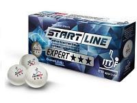 Мячи Start line V40+ 3*star (ITTF) 10шт