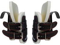 Гравитационные ботинки PLAIN черный (до 100 кг) OS-020