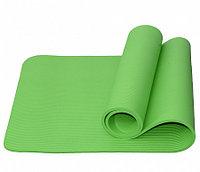 Коврик для йоги и фитнеса Atemi, AYM05GN, NBR, 183x61x1,0 см, зеленый
