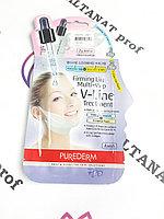 Лифтинг маска для контура лица