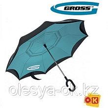 Зонт-трость обратного сложения, GROSS 69701