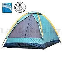 Двухместная палатка автомат водонепроницаемая 210*150*130 см Lanyu LY-1626