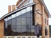Изготовление и установка фасадных алюминиевых витражей тёплой серии