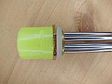 ТЭН из нержавеющей стали 4.5 кВт (Резьба1 1/2, 47мм) 220-380V, фото 2