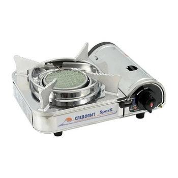 Плита настольная газовая СЛЕДОПЫТ - Spark (защита от избыточного давления)