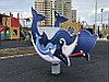 Качалка на пружине Дельфинчик ИО 22.17.02, фото 6