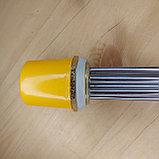 ТЭН из нержавеющей стали 9.0 кВт (Резьба1 1/2, 47мм) 220-380V, фото 2