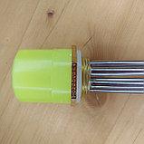 ТЭН из нержавеющей стали 9.0 кВт (Резьба1 1/4, 42мм) 220-380V, фото 2