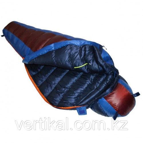 Спальный мешок (пух) «Эрцог sport summer» ф.BVN travel. - фото 2