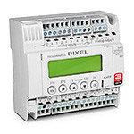 Pixel-2511-02-0 Контроллер для систем вентиляции; 6вх.