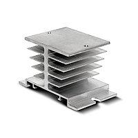 H1-080 Радиатор для однофазного реле 80А, размеры