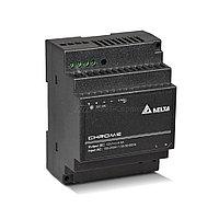 DRC-24V60W1AZ Модульный блок питания =24В, 60 Вт, 2,5А, пластиковый корпус, монтаж на DIN-рейку, 91x71x55.6мм,