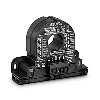 T201DCH100-M Бесконтактный преобразователь постоянного/переменного тока. Вход: перем. ток 0...50, 0...100 А,