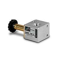 """QBE 1M-2-00000 NC Распределительный клапан 3/2-НЗ, 1/8"""", прямого действия, 0...10 бар, -5...+60°С, без катушки"""