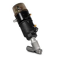 S290A218PDB71 Клапан запорно-регулирующий с позиционером D, нерж.,